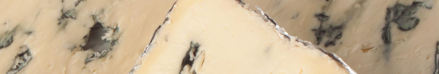 Semi soft blue cheese