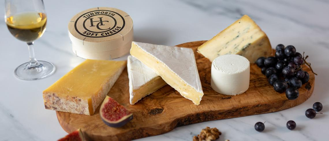 The Best of British Cheeses