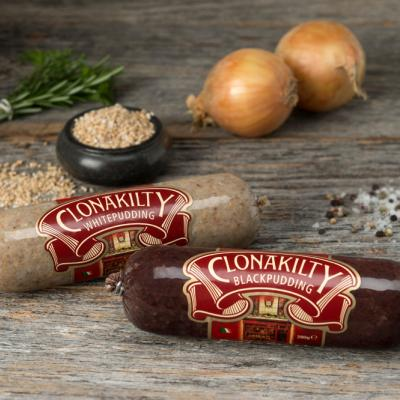 Clonakilty White Pudding