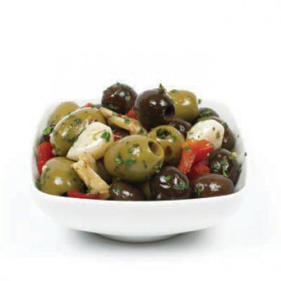 Clemency Hall Mediterranean Mixed Olives