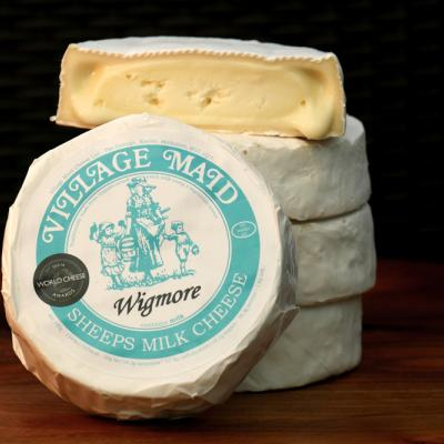 Wigmore cheese