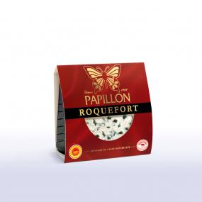 Roquefort Papillon Red Label Portions (AOC)