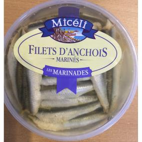 Anchovy Fillets in Oil