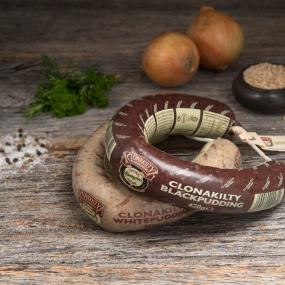 Clonakilty Black Pudding Ring