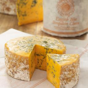 Shropshire Blue cheese cropwell bishop