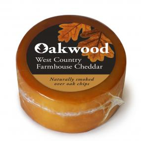 Oakwood wheel cheese