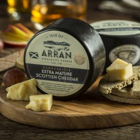 Isle of Arran Extra Mature Cheddar