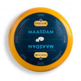 Maasdam cheese