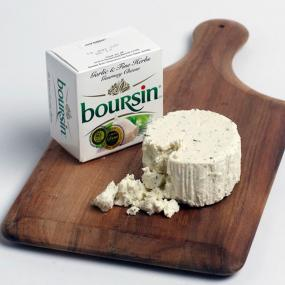 Boursin Garlic cheese