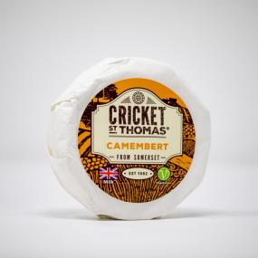 Cricket St Thomas Camembert