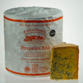 Shropshire Blue cheese