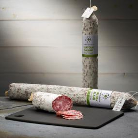 Large Whole Fennel Salami
