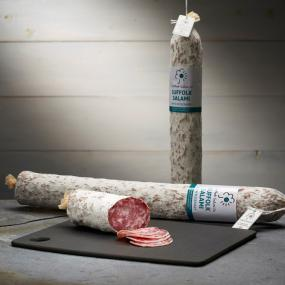 Large Whole Rosemary Salami