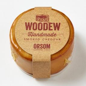 Woodew Smoked Cheddar
