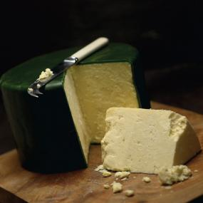 Yorkshire Wensleydale Special Reserve Green Wax (PGI)