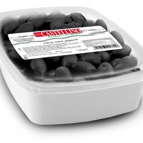 Large Black Olives - Bella Di Cerignola