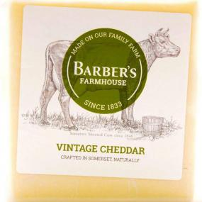 Barbers Farmhouse Vintage Cheddar