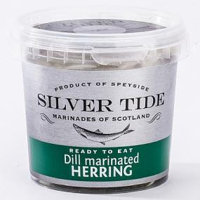 Herrings in Dill Marinade