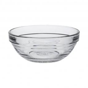 Glass sampling dish