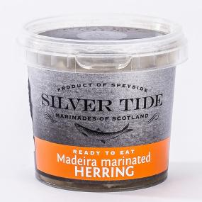 herring in madeira marinade