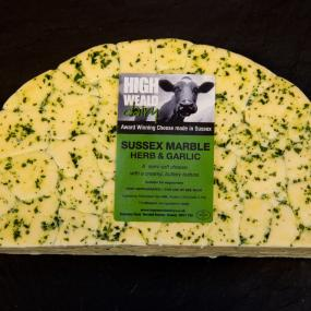 Sussex Marble Herb & Garlic