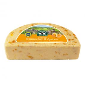 Yorkshire Wensleydale with Apricot