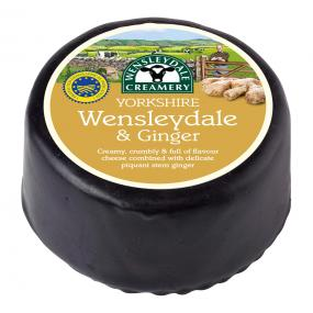 Yorkshire Wensleydale with Ginger