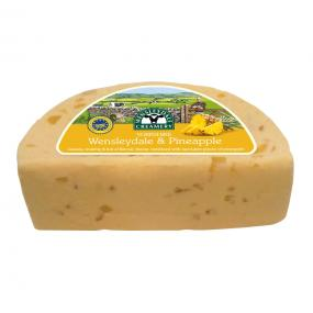 Yorkshire Wensleydale with Pineapple